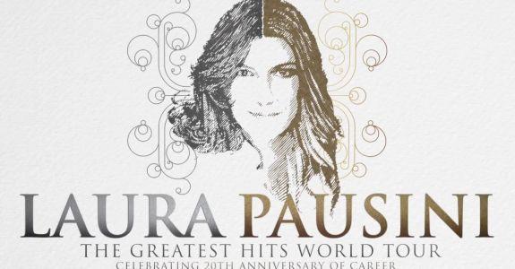 Dal 5 Dicembre in Tour con Laura Pausini & B.I.M. Orchestra